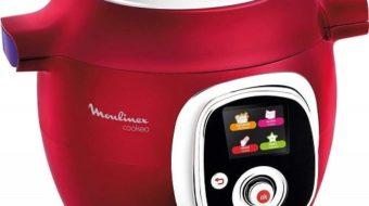 Ce que je pense du multicuiseur intelligent Moulinex Cookeo 6L
