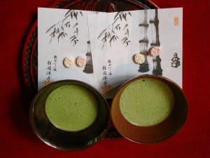 thé matcha japon