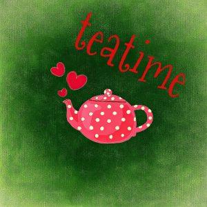 tea time angleterre