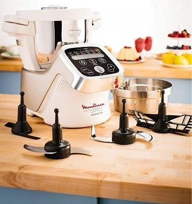 acheter Moulinex Companion HF802AA1