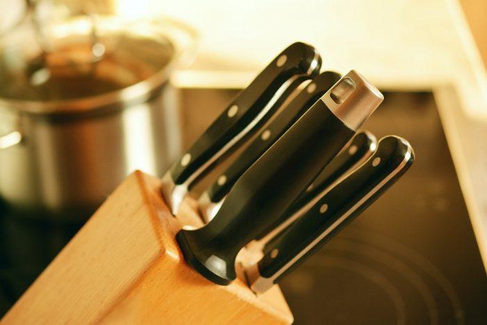 couteau de cuisine performant