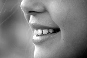 sourire radieux thé