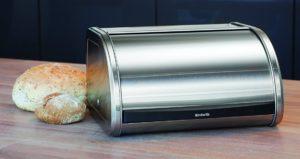 Boite à pain Brabantia Inox Medium Matt