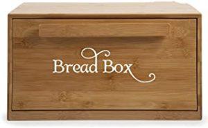 Bread Box Bin Decal Sticker Kitchen Restaurant
