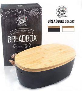 Dolce Mare, Boîte à pain en bambou