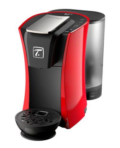 SPECIAL.T by Nestlé machine à thé Master.T rouge