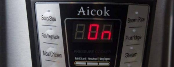 appareil de cuisine aicok