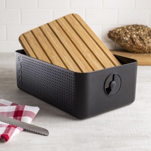 Les diverses formes de boîtes à pain