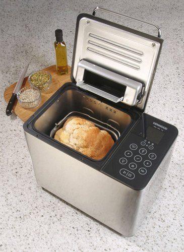 machine à pain Kenwood avec distributeur