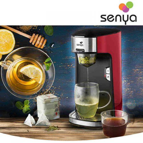 machine à thé senya tea time