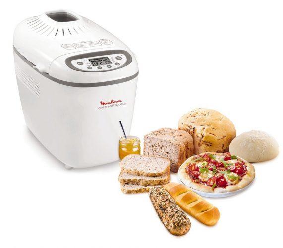 machine à pain Moulinex intelligente