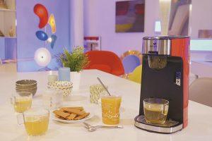 machine à thé tea time senya