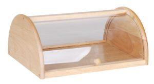 boite à pain en bois