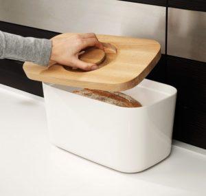 utiliser une boîte à pain