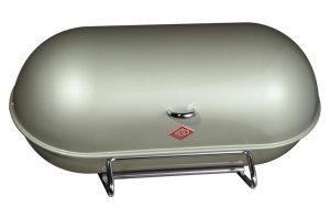 boite à pain Wesco style barbecue en inox