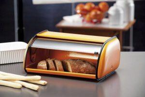 boite à pain ZK vintage colorée